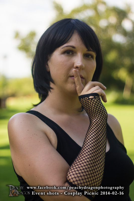 Cassie Hack Cosplay South Africa. Sam Secrets as Cassie Hack